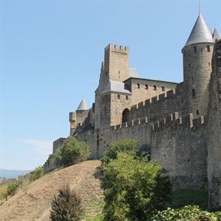 Via Carcassonne naar Amsterdam