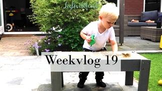 Weekvlog 19 | Een windje uit mijn kindje | Lizlove