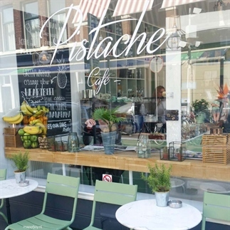 16x food hotspots in Den Haag