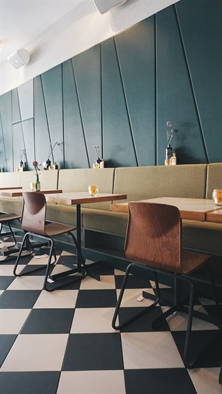 Ballroom, de mooiste Gin & Tonic-bar van Rotterdam