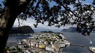 Beleef de romantiek in het Noorse Ålesund