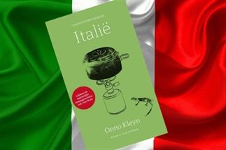 Boekbespreking: vakantiekookboek Italië - O. Kleyn