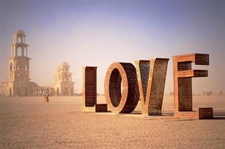 Burning Man Festival is weer begonnen!