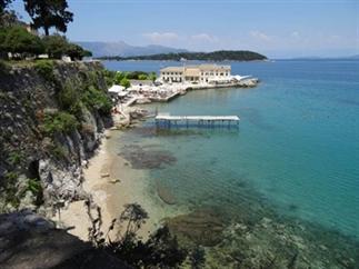 Crisistijd in Corfu