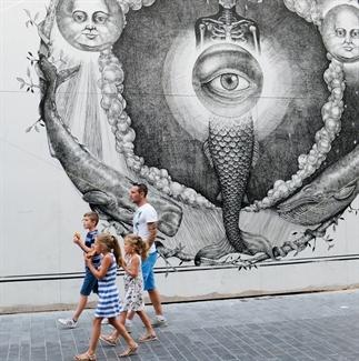 De Belgische kust en kunst
