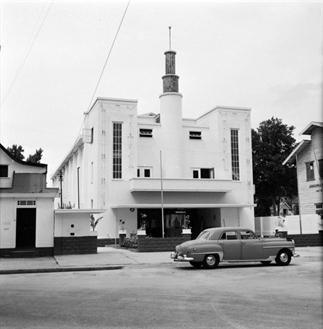 De verdwenen bioscopen van Paramaribo: Tower