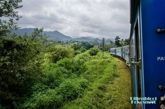 Eén van de mooiste treinreizen ter wereld