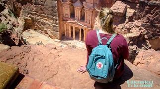 Hiking in Petra| Al-Kubtha trail