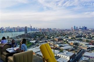 Hotspot: Westlight rooftop bar in New York