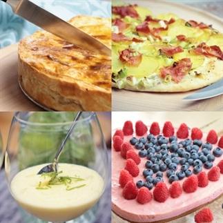Meest populaire recepten van de maand juli