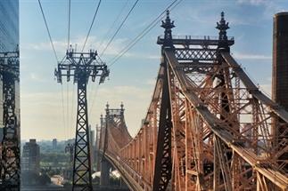 Met iconische zwevende tram naar Roosevelt Island