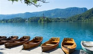 Slovenië | Het meer van Bled
