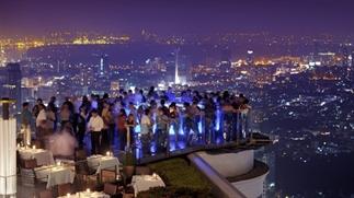 Top 8 leukste Rooftop barren in Bangkok in 2017