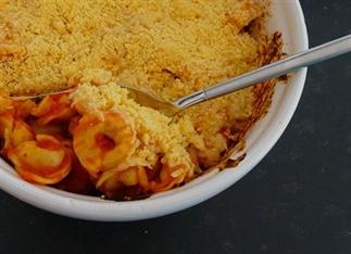 Topcraving: Tortellini uit de oven