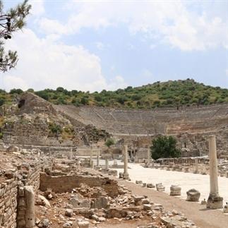 Turkije reisverslag: Efeze en Şirince