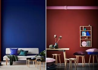 Zo ziet de nieuwe collectie van IKEA x HAY eruit!
