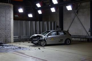 20 Jaar Euro NCAP: Crashtest in 360 graden
