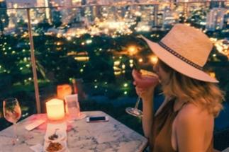5x de beste rooftop bars in Bangkok