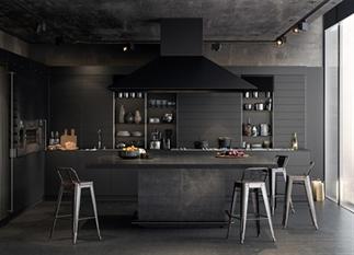 5x de mooiste all black keukens