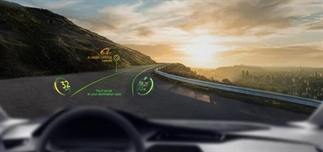 Augmented Reality en auto's, de perfecte combinati