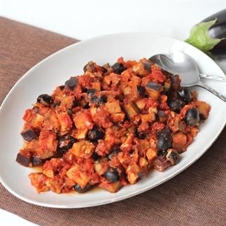 Caponata Siciliana - Italiaanse salade