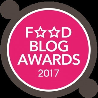 Koken met Anita finalist Food Blog Awards 2017!