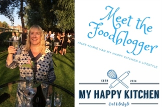 Meet the Foodblogger: Anne-Marie, My Happy Kitchen