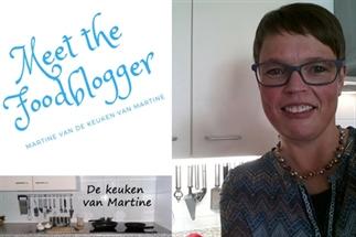 Meet the Foodblogger: De keuken van Martine
