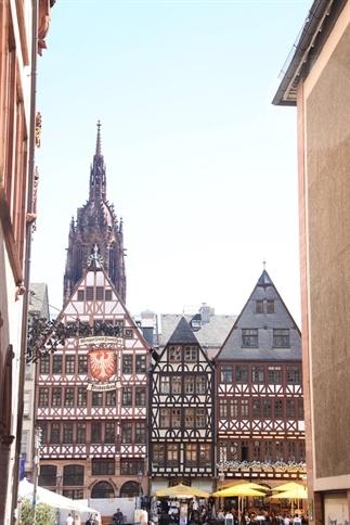 Ontdek Frankfurt in 48 uur