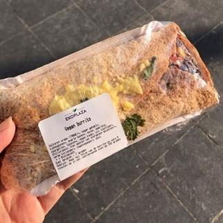 Vegan in de supermarkt #4
