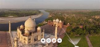 Virtual Reality in het toerisme