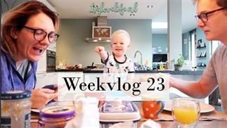 Weekvlog 23 | Moe, moe en moe | Lizlovelife