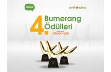 4. Bumerang Ödülleri Başlıyor!
