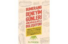 Bumerang Deneyim Günleri, Bu Kez Ankara'da!