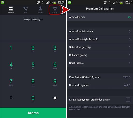 2 settings 20152101125220119 Cep telefonları ve sabit hatları aramanın en uygun fiyatlı yolu