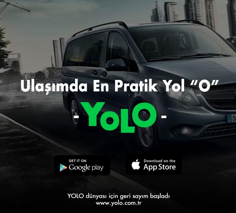 haydar colakoglu yolo uygulama YOLO Dünyası için Geri Sayım Başladı!