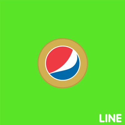 line pepsi ekra 20152403015541735 LINE ve Pepsi sevdiklerinle yaya yaya konuş diye var!