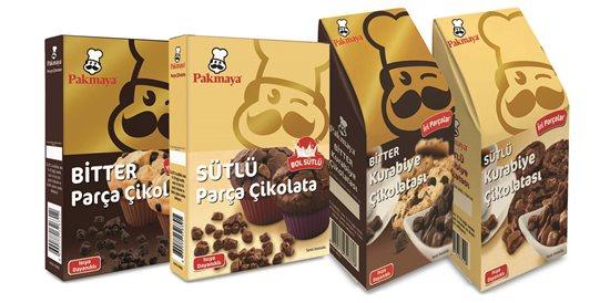 Yeni lezzet keşfim: Pakmaya Parça Çikolatalar