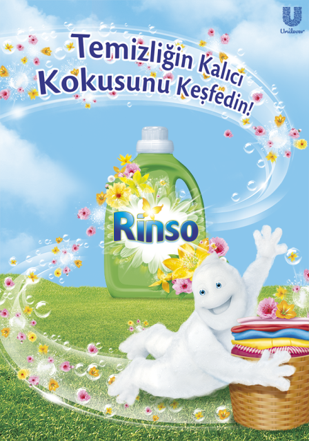 Rinso Çamaşır Yıkamanın Keyifli Hali