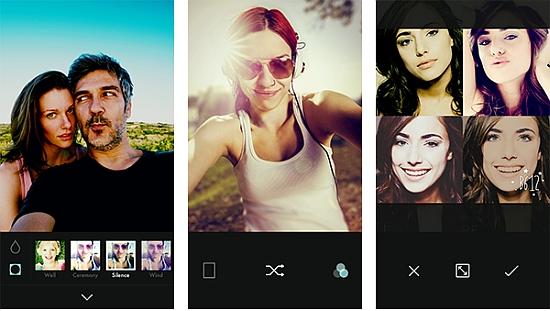 'Selfie için uygulama olsa nasıl olurdu?' diyorsanız LINE'dan B612 selfie uygulaması