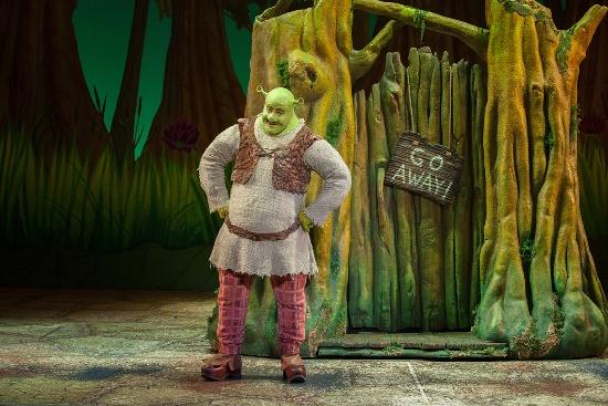shrek1 20150112080138782 - Broadway'in Yeşil Devi Sömestirde İstanbul'da! Shrek The Musical Zorlu PSM'de!
