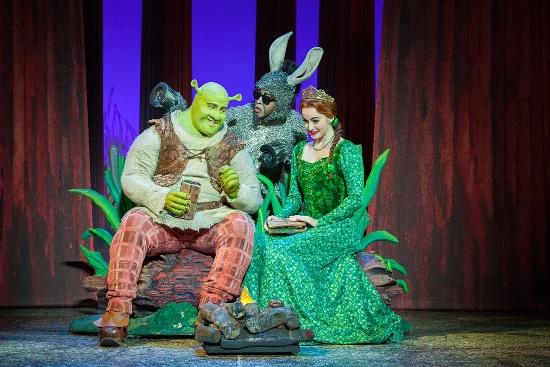 shrek4 20150112080014182 - Broadway'in Yeşil Devi Sömestirde İstanbul'da! Shrek The Musical Zorlu PSM'de!