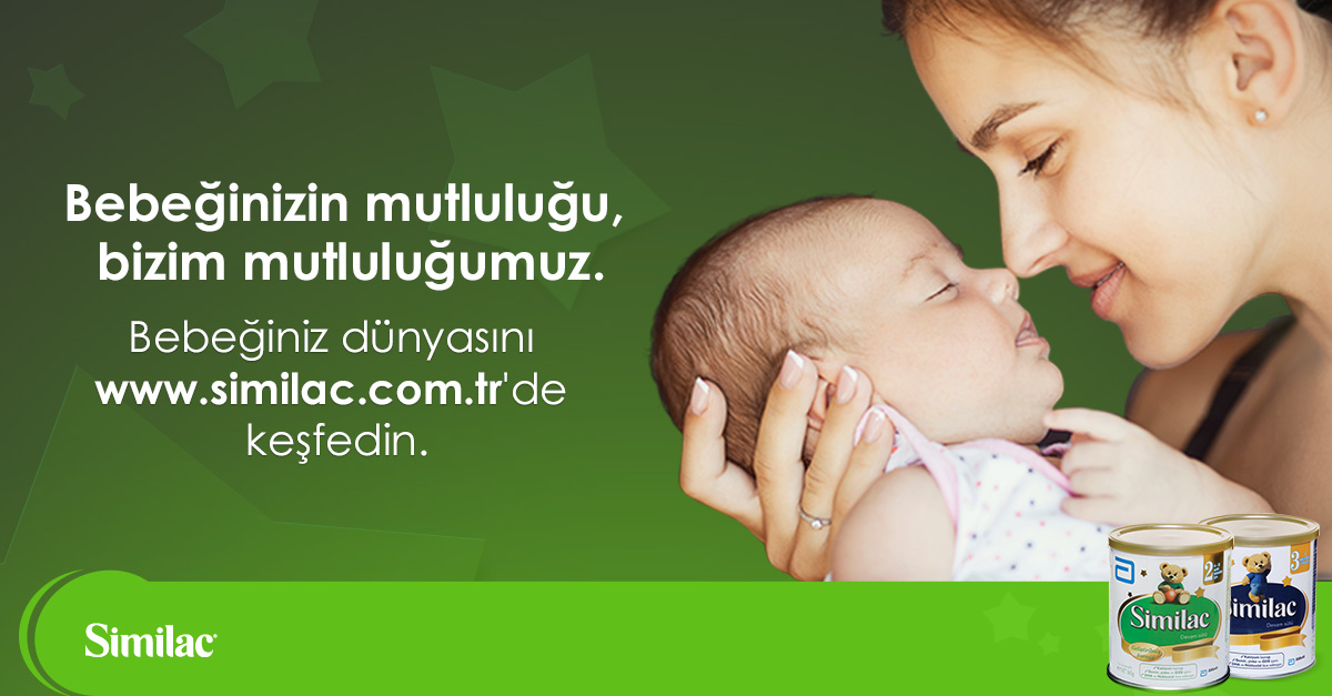 Secret de Happy Baby: Similac