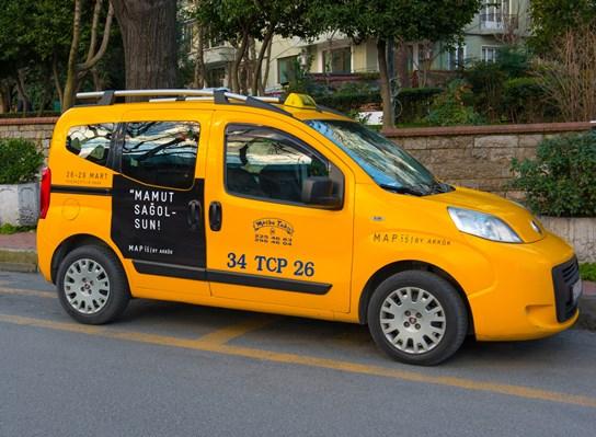 """""""Mamut"""" Proje Taksisi"""