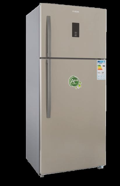 Şık Mutfaklar İçin Ankastre Renkli Buzdolabı