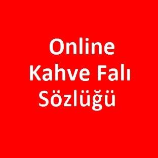 Online Kahve Falı Sözlüğü