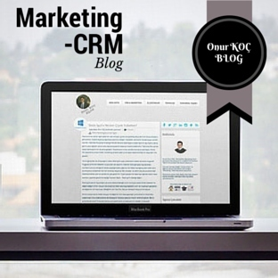 Marketing, CRM Blog