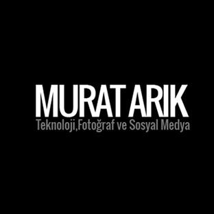 Murat Arık Blog