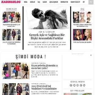 Kadın ve Blog