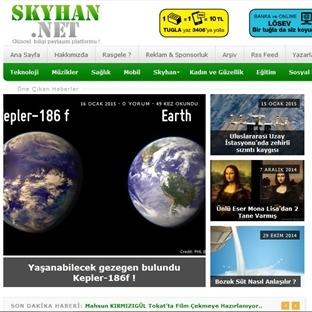 Skyhan Web Günlüğü